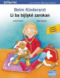 Bi:libri, Beim Kinderarzt, dt.-kurm.