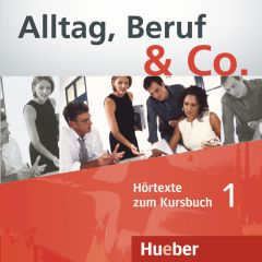 Alltag, Beruf & Co. 1, CD zum KB