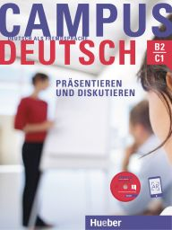 Campus Deutsch, Präs. u. Disk. m. CD-ROM