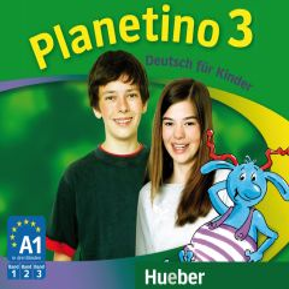 Planetino 3, 3 CDs