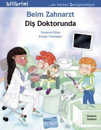 Bi:libri, Beim Zahnarzt, dt-türk